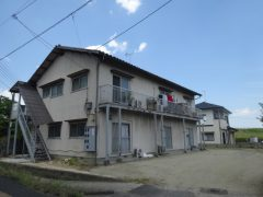 岡山市中区原尾島 百間川コーポ 1LDK 102号室